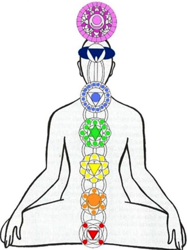Los 7 chakras principales del cuerpo f sico akasha blog for What do publicists do